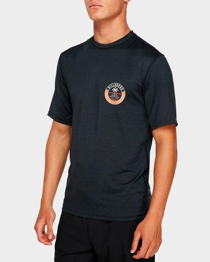 4 SEA SHORE LF SS Black 9791508 Billabong