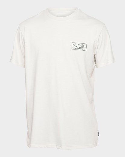 0 BEACH PATH SURF TEE Brown 9791510 Billabong