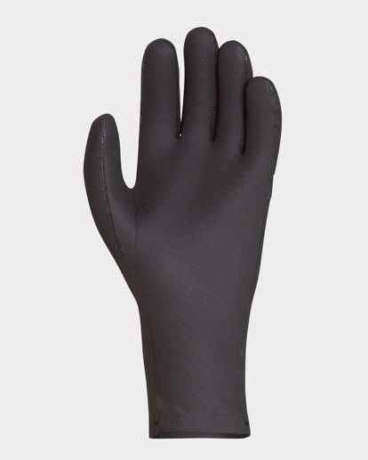 1 2Mm Absolute 5 Finger Glove Black 9793921 Billabong