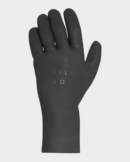 0 2Mm Absolute 5 Finger Glove Black 9793921 Billabong