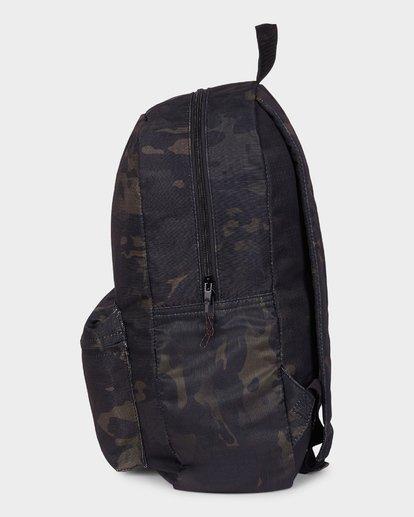 2 ALL DAY MULTICAM BACKPACK Black 9795003 Billabong