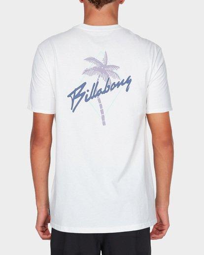 2 PALMA SHORT SLEEVE SURF SHIRT White 9795007 Billabong