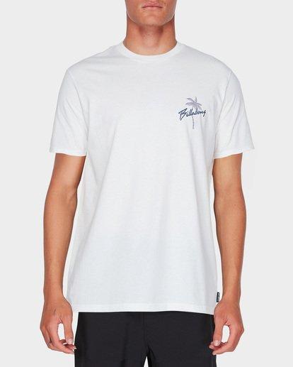 0 PALMA SHORT SLEEVE SURF SHIRT White 9795007 Billabong