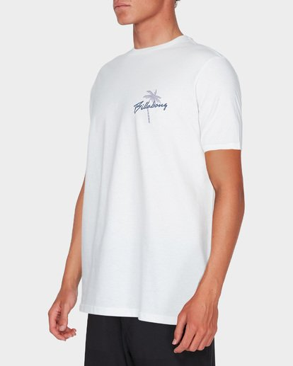 1 PALMA SHORT SLEEVE SURF SHIRT White 9795007 Billabong