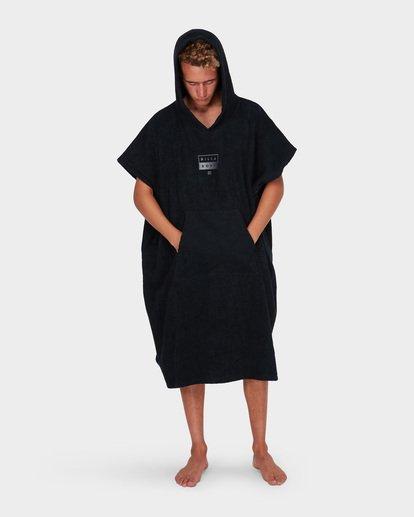 3 MENS HOODIE TOWEL Black 9795705 Billabong