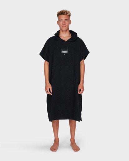 1 MENS HOODIE TOWEL Black 9795705 Billabong