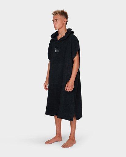 0 MENS HOODIE TOWEL Black 9795705 Billabong