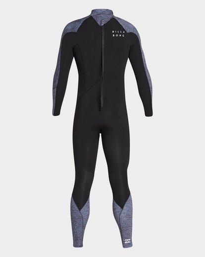 2 302 Furnace Absolute Back Zip Full Suit Grey 9795810 Billabong