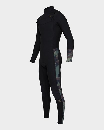 0 FURNACE REVOLUTION 202 CHEST ZIP FULL SUIT Camo 9795819 Billabong