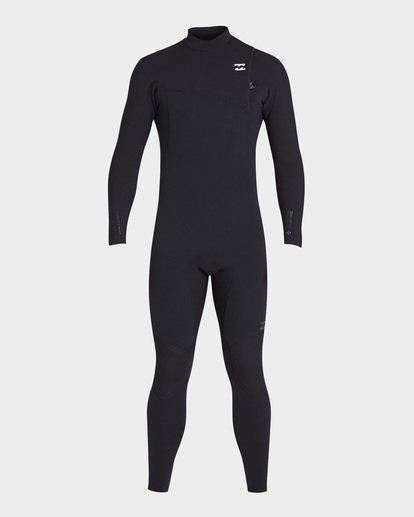 1 403 Pro Series Chest Zip Full Suit Black 9795904 Billabong
