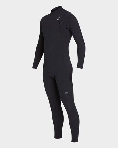 0 403 Pro Series Chest Zip Full Suit Black 9795904 Billabong