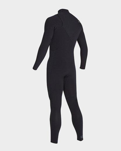 4 403 Pro Series Chest Zip Full Suit Black 9795904 Billabong