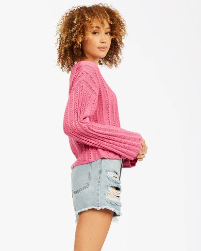 1 Good Luck  - Pullover für Frauen Rosa A3JP07BIW0 Billabong