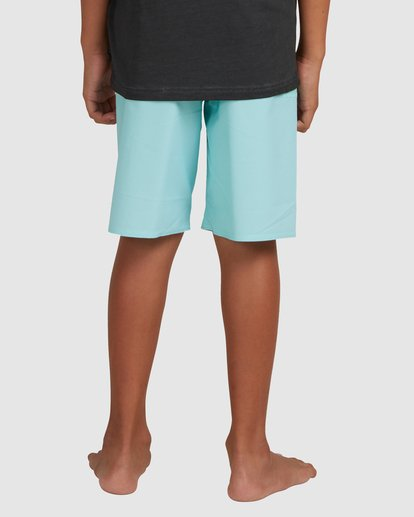 6 Boys 8-16 Tribong Pro Boardshorts Blue ABBBS00101 Billabong