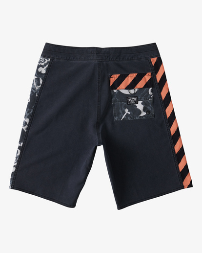 2 Boy's Bad Billy D Bah Boardshorts Black ABBBS00113 Billabong