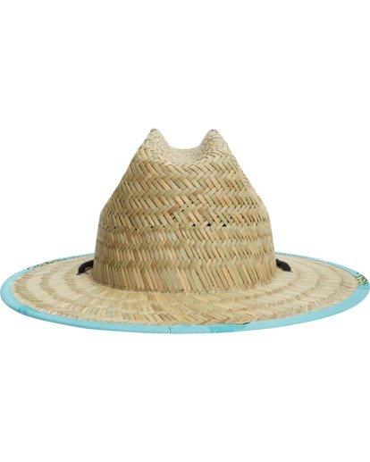 3 Tides Print Hat Blue ABBHA00103 Billabong