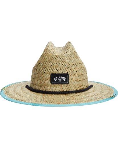 1 Tides Print Hat Blue ABBHA00103 Billabong
