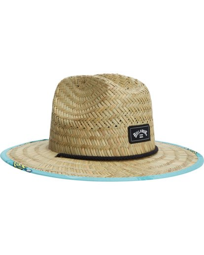 2 Tides Print Hat Blue ABBHA00103 Billabong