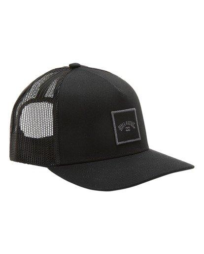 2 Boys' Stacked Trucker Hat Multicolor ABBHA00117 Billabong