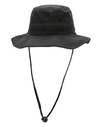 3 Boys' Big John Surf Safari Hat Black ABBHA00119 Billabong
