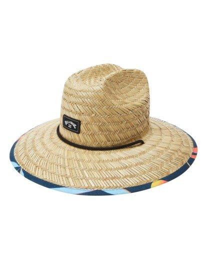0 Boys Tides Print Hat Blue ABBHA00120 Billabong