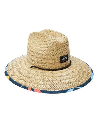 2 Boys Tides Print Hat Blue ABBHA00120 Billabong