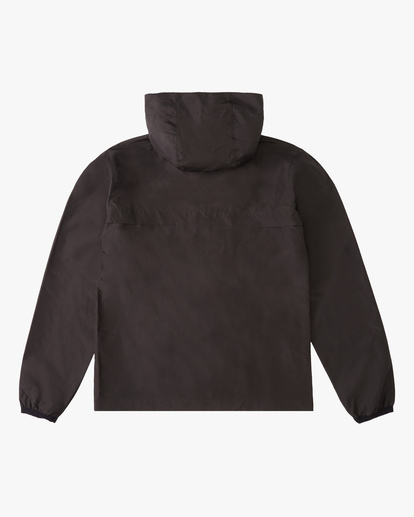 1 Boy's Transport Windbreaker Black ABBJK00100 Billabong