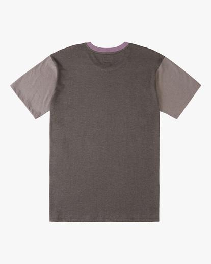 1 Boys' Zenith Short Sleeve T-Shirt  ABBKT00101 Billabong