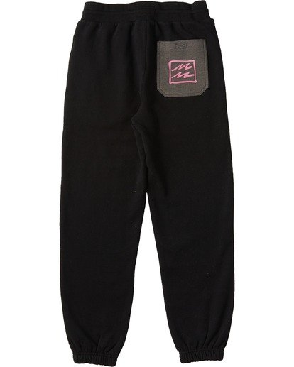 1 Boys' United Pant Black ABBNP00100 Billabong