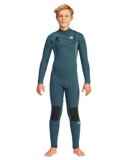2 Boys' 3/2 Revolution Full Wetsuit  ABBW100103 Billabong