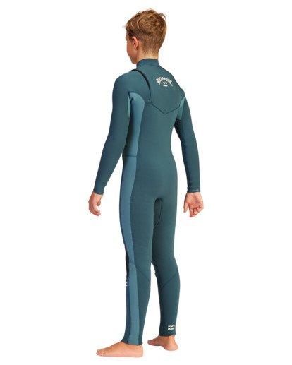 3 Boys' 3/2 Revolution Full Wetsuit  ABBW100103 Billabong