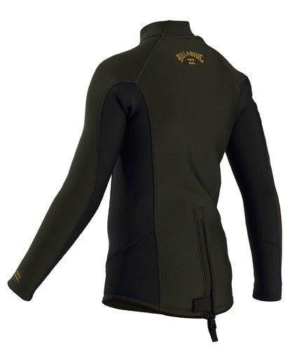 1 2/2 Boy's Absolute Long Sleeve Jacket  ABBW800101 Billabong