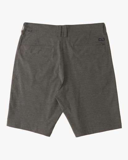 1 Boys' Crossfire Shorts Black ABBWS00100 Billabong