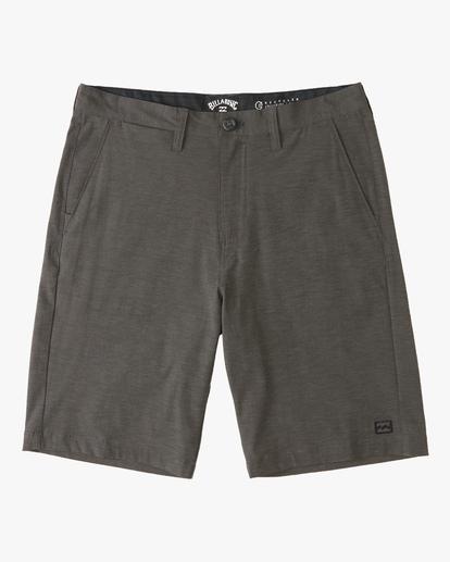 0 Boys' Crossfire Shorts Black ABBWS00100 Billabong