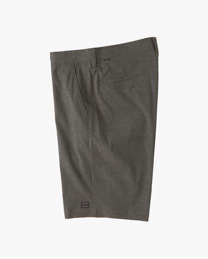 2 Boys' Crossfire Shorts Black ABBWS00100 Billabong