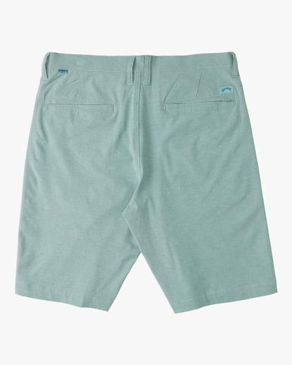 1 Boys' Crossfire Shorts Blue ABBWS00100 Billabong