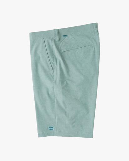2 Boys' Crossfire Shorts Blue ABBWS00100 Billabong