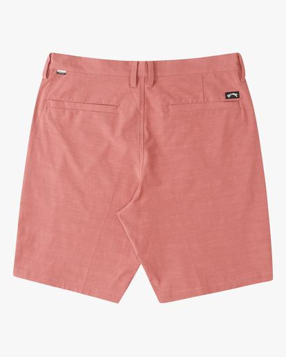 1 Boys' New Order Slub Shorts Green ABBWS00113 Billabong