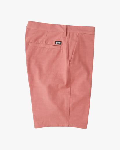 3 Boys' New Order Slub Shorts Green ABBWS00113 Billabong