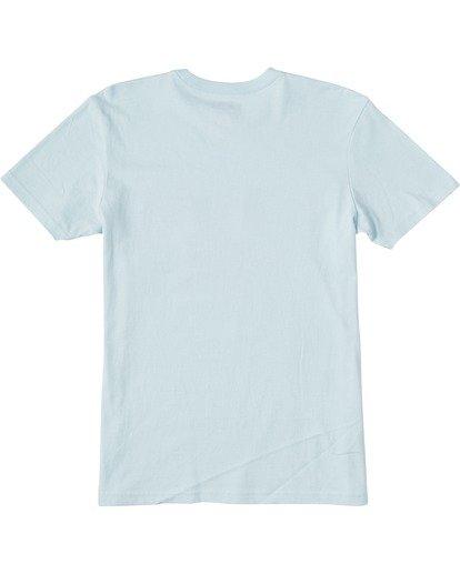 1 Boys' Spinner Pocket T-Shirt Blue ABBZT00110 Billabong