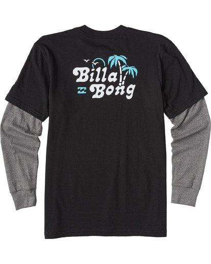 1 Boys' Tanzania Twofer T-Shirt  ABBZT00116 Billabong