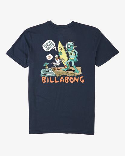 1 Boy's Encounter Short Sleeve T-Shirt  ABBZT00128 Billabong
