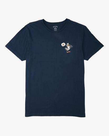 0 Boy's Encounter Short Sleeve T-Shirt  ABBZT00128 Billabong