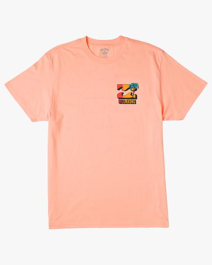 0 Boys' BBTV Short Sleeve T-Shirt Black ABBZT00130 Billabong