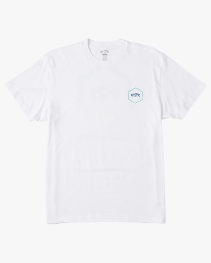 0 Boys' Access Short Sleeve T-Shirt  ABBZT00144 Billabong
