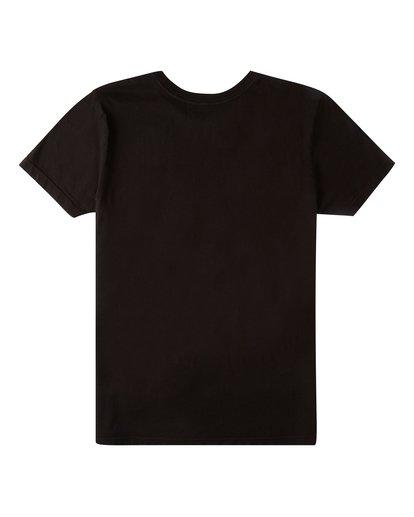 1 Boys' Aloha Grinch Short Sleeve T-Shirt Black ABBZT00151 Billabong