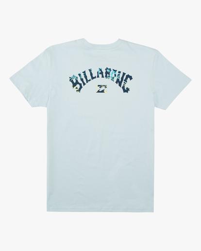 1 Boys' Archfill Short Sleeve T-Shirt Blue ABBZT00158 Billabong