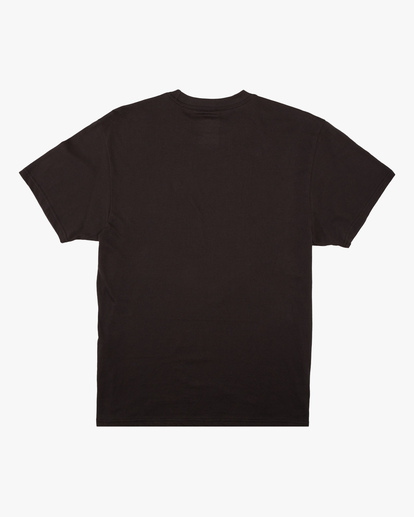 1 Boys' Entry Short Sleeve T-Shirt Black ABBZT00168 Billabong