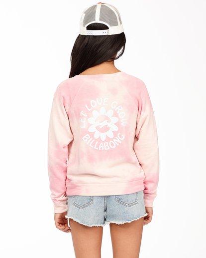 2 With My Crew Sweatshirt Pink ABGFT00104 Billabong