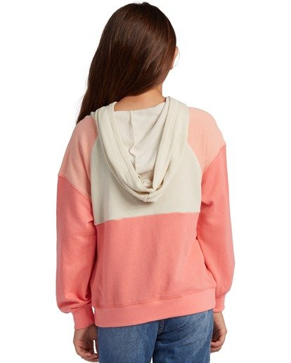 2 Girl's Coral Dreams Pullover Sweatshirt Multicolor ABGFT00120 Billabong